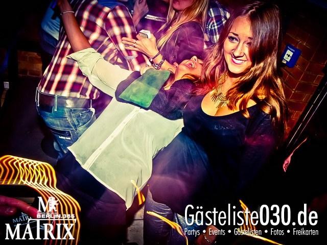 https://www.gaesteliste030.de/Partyfoto #14 Matrix Berlin vom 31.10.2012