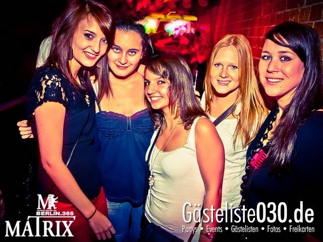 https://www.gaesteliste030.de/Partyfoto #59 Matrix Berlin vom 31.10.2012