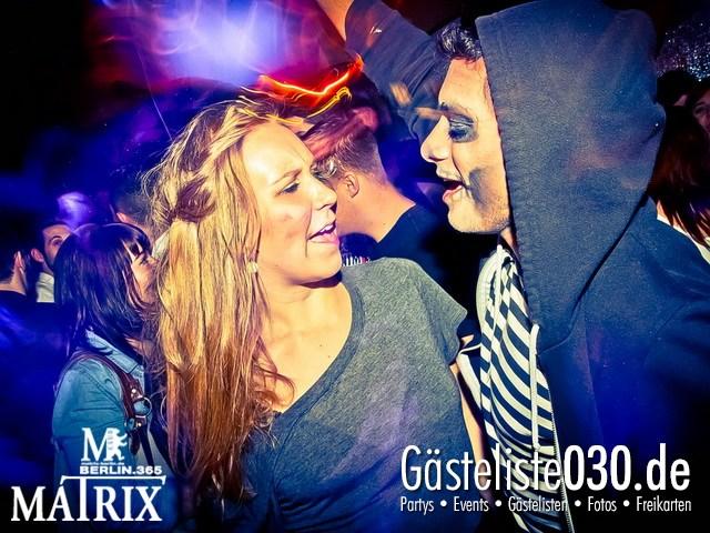 https://www.gaesteliste030.de/Partyfoto #41 Matrix Berlin vom 31.10.2012