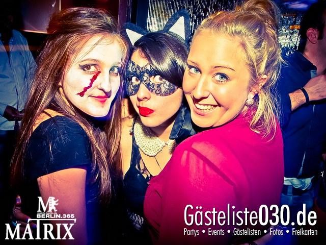 https://www.gaesteliste030.de/Partyfoto #87 Matrix Berlin vom 31.10.2012