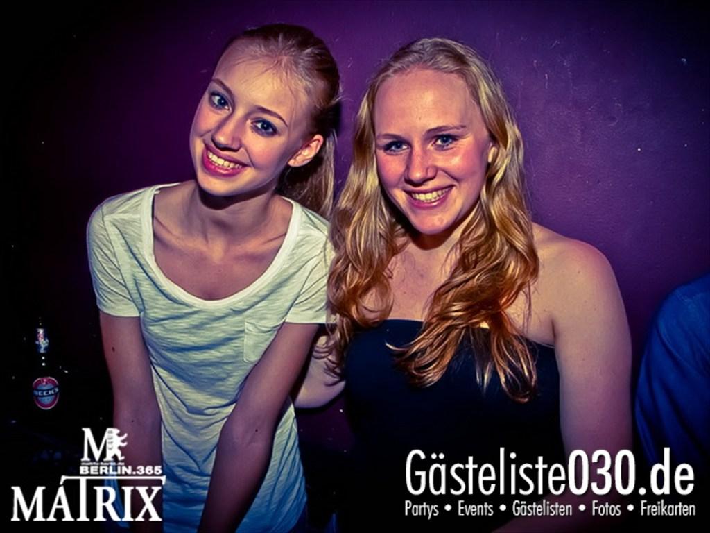 Partyfoto #50 Matrix 31.10.2012 Allure