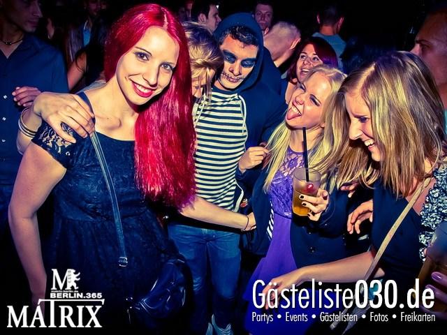 https://www.gaesteliste030.de/Partyfoto #75 Matrix Berlin vom 31.10.2012