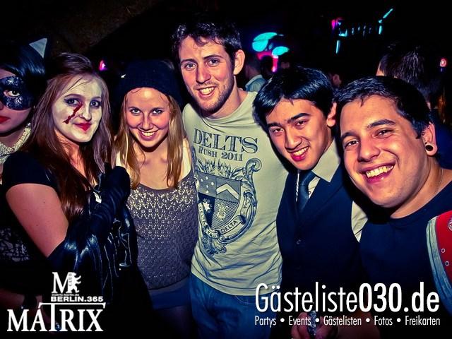 https://www.gaesteliste030.de/Partyfoto #116 Matrix Berlin vom 31.10.2012