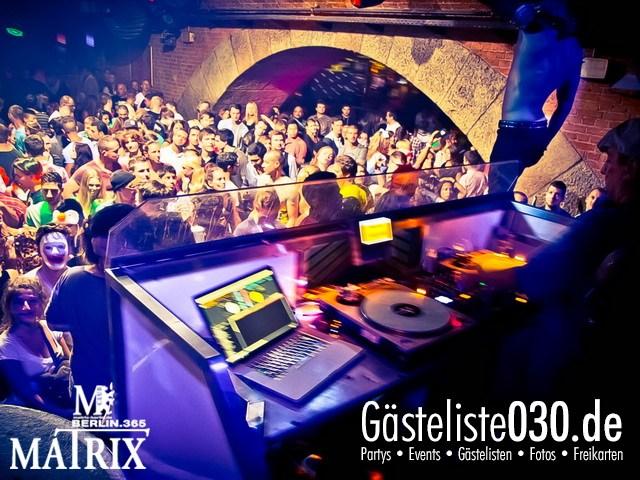 https://www.gaesteliste030.de/Partyfoto #18 Matrix Berlin vom 31.10.2012