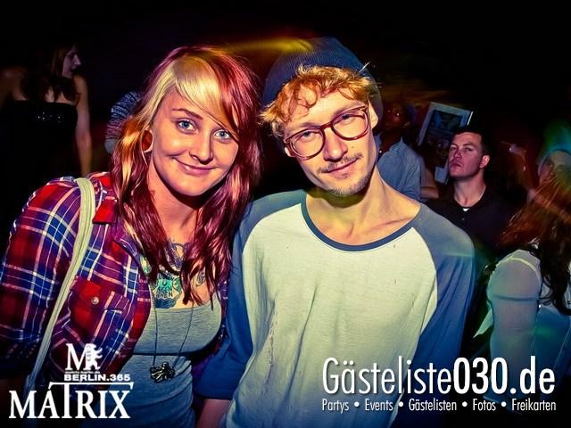 https://www.gaesteliste030.de/Partyfoto #101 Matrix Berlin vom 31.10.2012