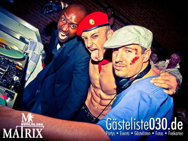 https://www.gaesteliste030.de/Partyfoto #22 Matrix Berlin vom 31.10.2012
