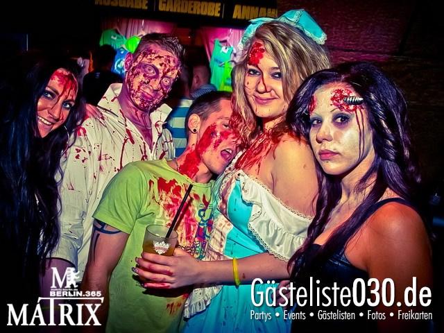 https://www.gaesteliste030.de/Partyfoto #88 Matrix Berlin vom 31.10.2012