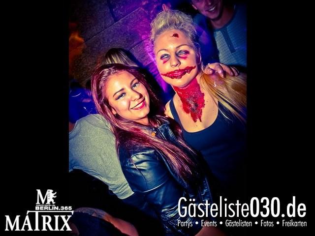 https://www.gaesteliste030.de/Partyfoto #57 Matrix Berlin vom 31.10.2012