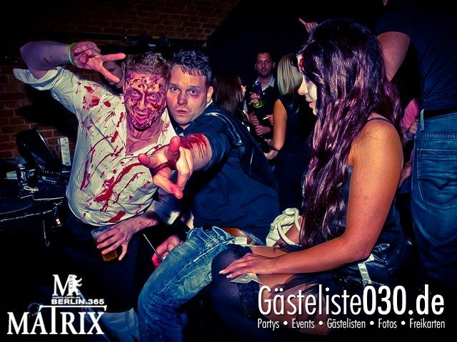 https://www.gaesteliste030.de/Partyfoto #76 Matrix Berlin vom 31.10.2012