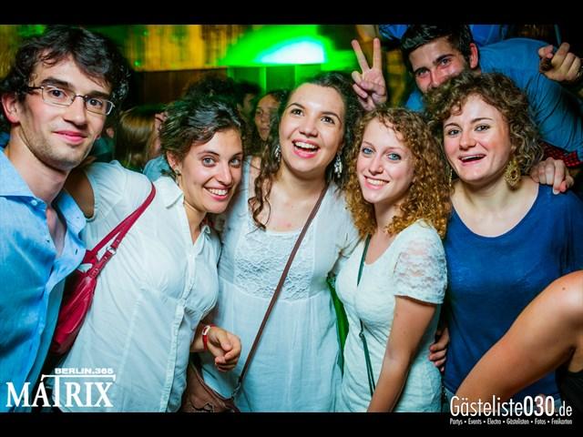 https://www.gaesteliste030.de/Partyfoto #105 Matrix Berlin vom 03.09.2013