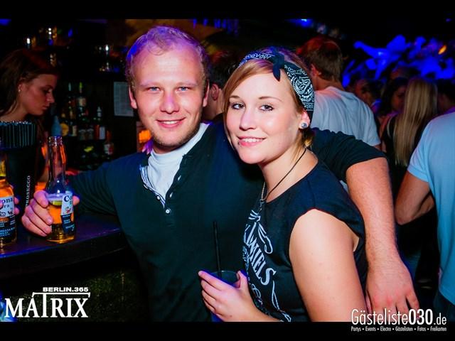 https://www.gaesteliste030.de/Partyfoto #82 Matrix Berlin vom 03.09.2013