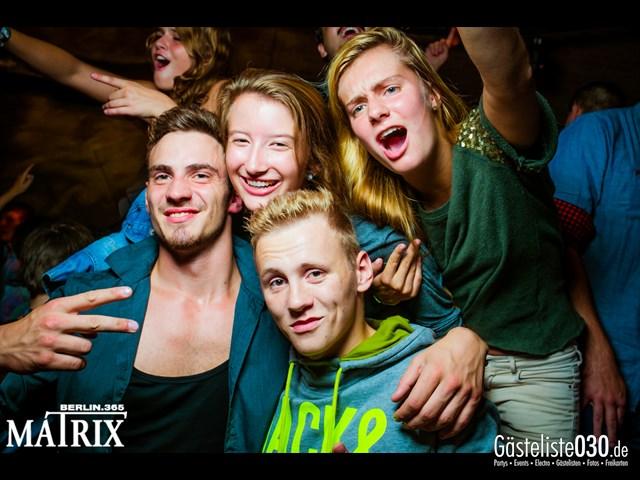 https://www.gaesteliste030.de/Partyfoto #75 Matrix Berlin vom 03.09.2013