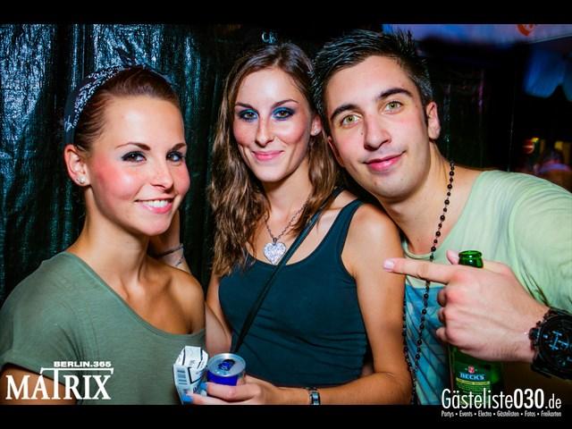 https://www.gaesteliste030.de/Partyfoto #88 Matrix Berlin vom 03.09.2013