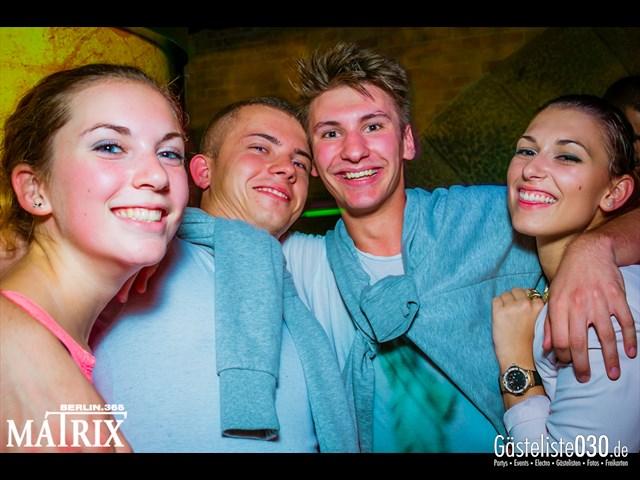 https://www.gaesteliste030.de/Partyfoto #129 Matrix Berlin vom 03.09.2013