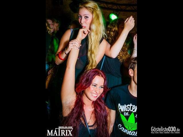 https://www.gaesteliste030.de/Partyfoto #49 Matrix Berlin vom 03.09.2013
