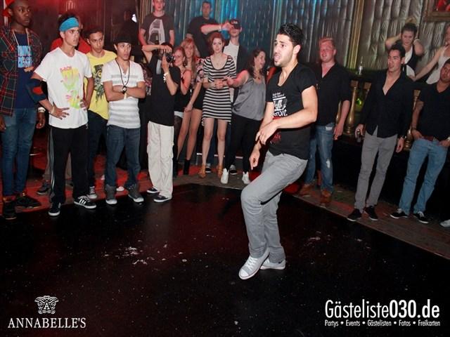 https://www.gaesteliste030.de/Partyfoto #43 Annabelle's Berlin vom 06.07.2012