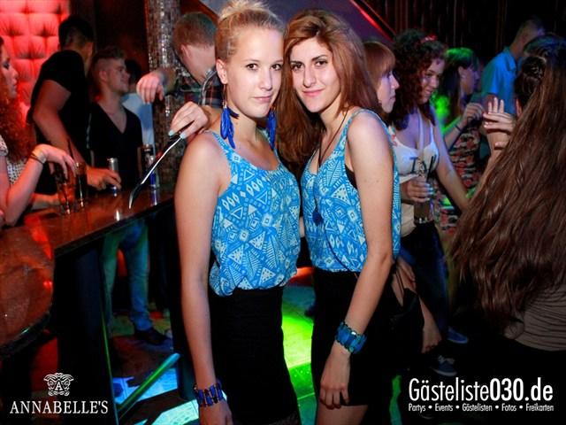 https://www.gaesteliste030.de/Partyfoto #30 Annabelle's Berlin vom 06.07.2012