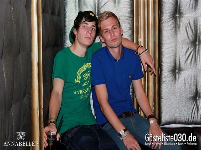 https://www.gaesteliste030.de/Partyfoto #64 Annabelle's Berlin vom 06.07.2012