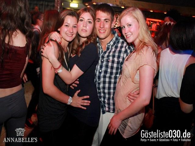 https://www.gaesteliste030.de/Partyfoto #70 Annabelle's Berlin vom 06.07.2012