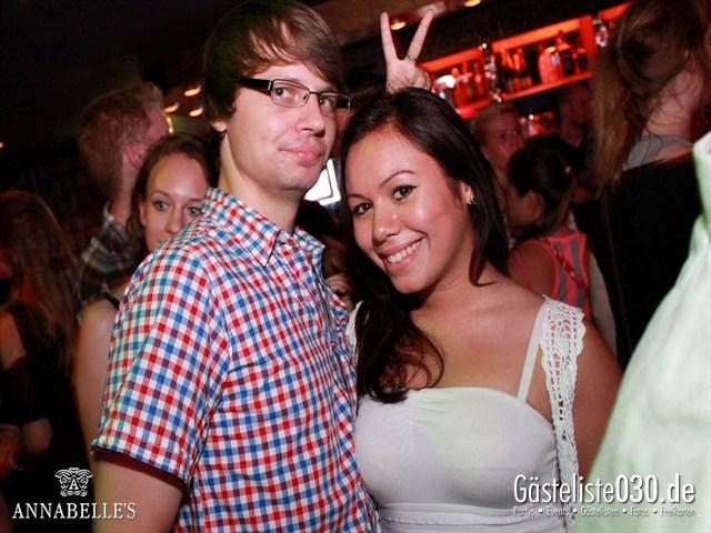 https://www.gaesteliste030.de/Partyfoto #10 Annabelle's Berlin vom 06.07.2012