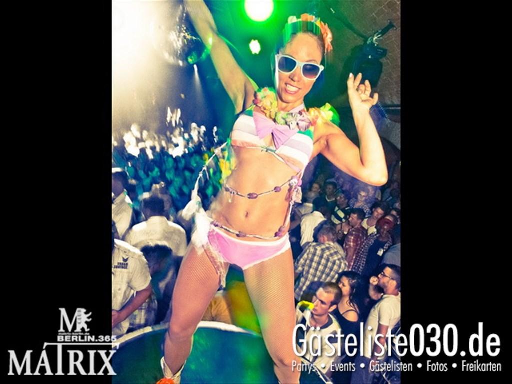 Partyfoto #49 Matrix 30.06.2012 Fruity!
