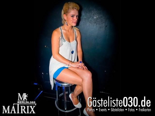 https://www.gaesteliste030.de/Partyfoto #35 Matrix Berlin vom 30.06.2012