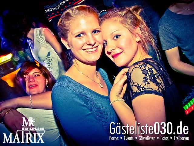https://www.gaesteliste030.de/Partyfoto #5 Matrix Berlin vom 15.11.2012