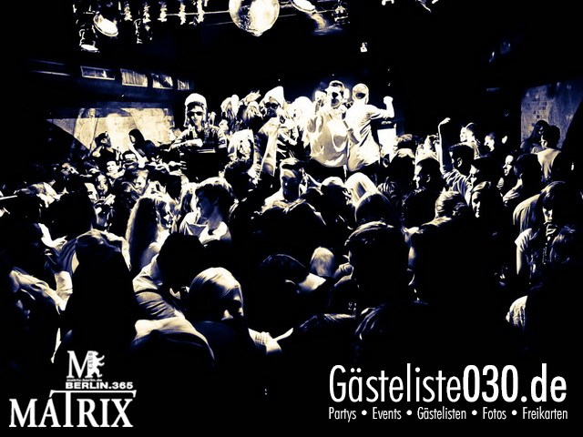 https://www.gaesteliste030.de/Partyfoto #36 Matrix Berlin vom 15.11.2012