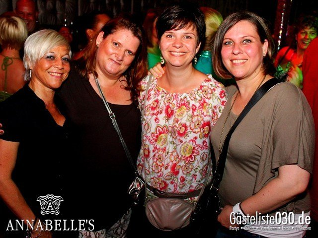 https://www.gaesteliste030.de/Partyfoto #13 Annabelle's Berlin vom 28.07.2012