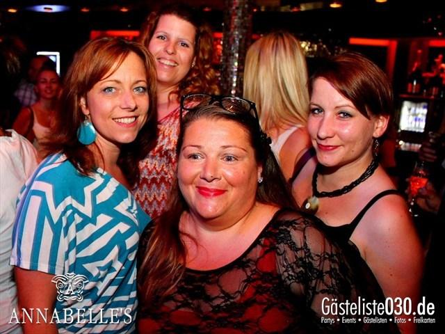 https://www.gaesteliste030.de/Partyfoto #12 Annabelle's Berlin vom 28.07.2012