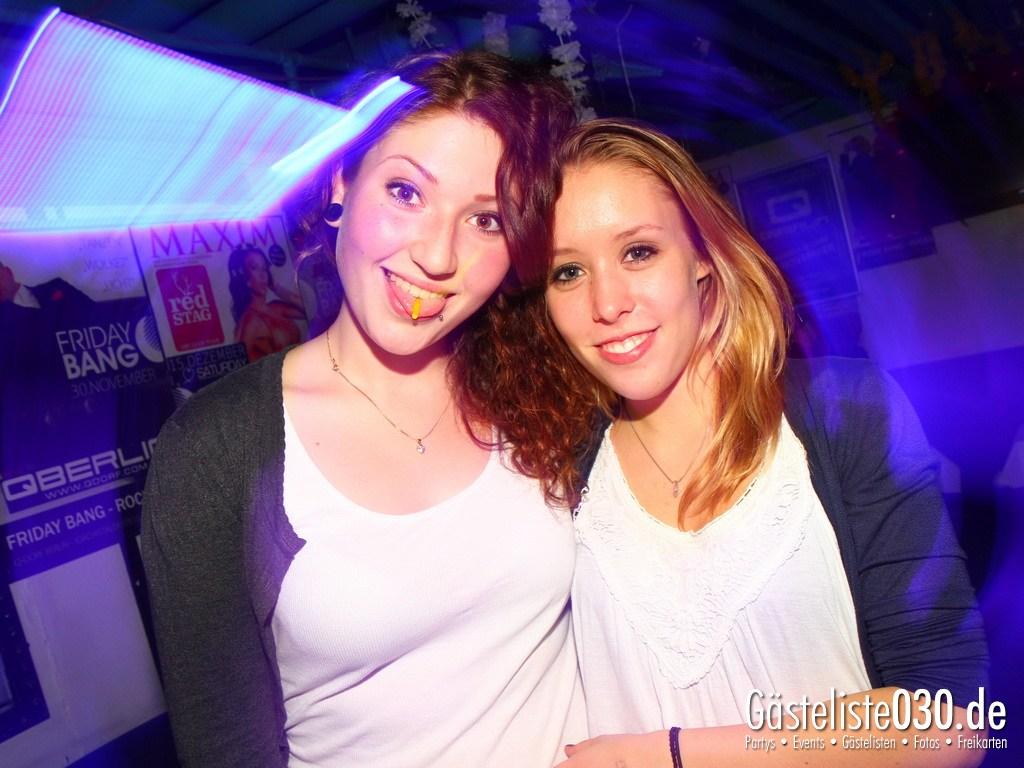Partyfoto #50 Q-Dorf 24.10.2012 Abi Maniac