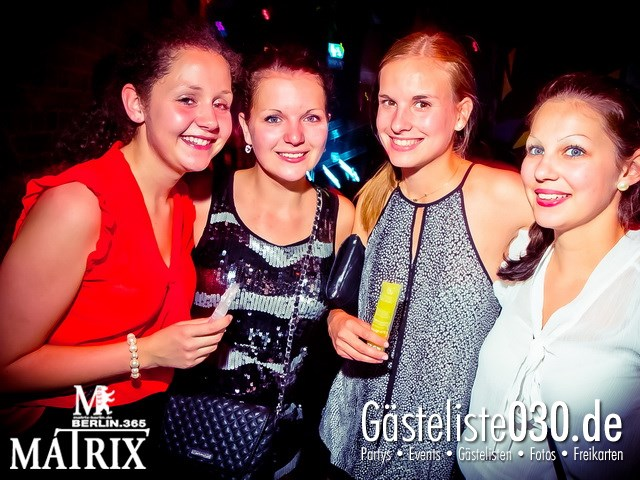 https://www.gaesteliste030.de/Partyfoto #108 Matrix Berlin vom 13.07.2013