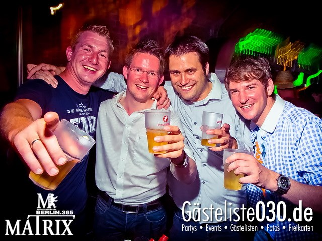 https://www.gaesteliste030.de/Partyfoto #25 Matrix Berlin vom 13.07.2013