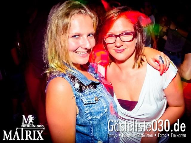 https://www.gaesteliste030.de/Partyfoto #109 Matrix Berlin vom 13.07.2013