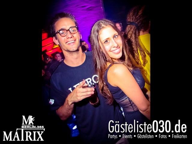 https://www.gaesteliste030.de/Partyfoto #45 Matrix Berlin vom 13.07.2013