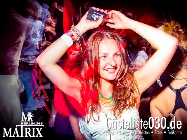 https://www.gaesteliste030.de/Partyfoto #6 Matrix Berlin vom 13.07.2013