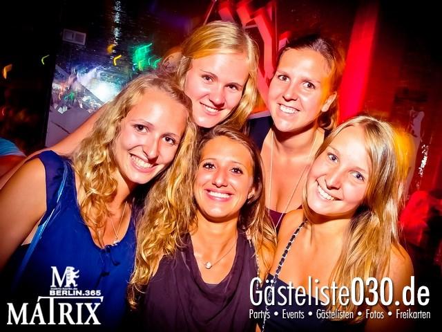 https://www.gaesteliste030.de/Partyfoto #33 Matrix Berlin vom 13.07.2013