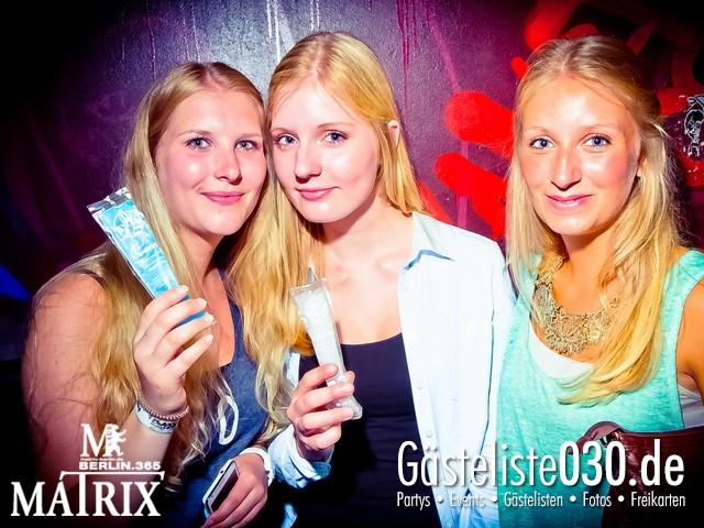 https://www.gaesteliste030.de/Partyfoto #102 Matrix Berlin vom 13.07.2013