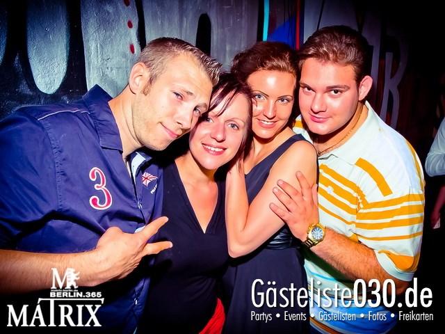 https://www.gaesteliste030.de/Partyfoto #98 Matrix Berlin vom 13.07.2013