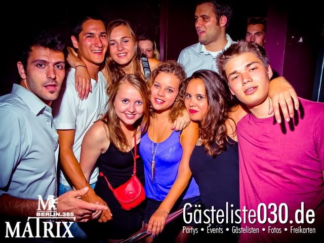 https://www.gaesteliste030.de/Partyfoto #134 Matrix Berlin vom 13.07.2013