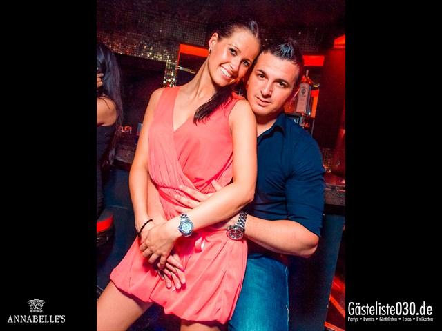 https://www.gaesteliste030.de/Partyfoto #4 Annabelle's Berlin vom 25.08.2012