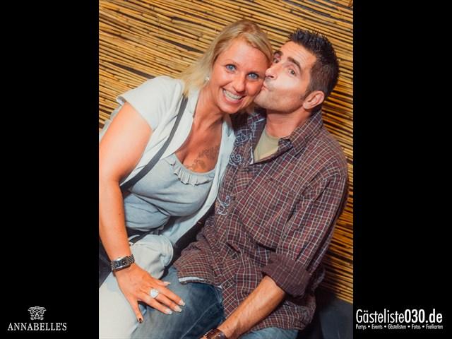 https://www.gaesteliste030.de/Partyfoto #90 Annabelle's Berlin vom 25.08.2012
