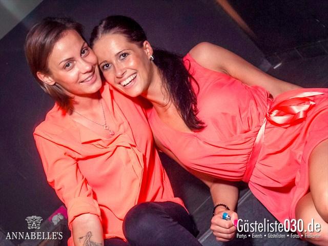 https://www.gaesteliste030.de/Partyfoto #11 Annabelle's Berlin vom 25.08.2012