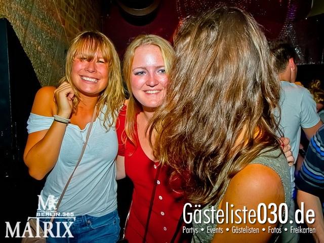 https://www.gaesteliste030.de/Partyfoto #77 Matrix Berlin vom 09.08.2012
