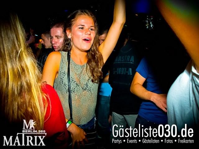 https://www.gaesteliste030.de/Partyfoto #73 Matrix Berlin vom 09.08.2012