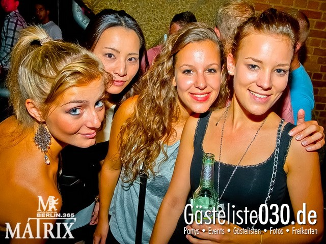 https://www.gaesteliste030.de/Partyfoto #58 Matrix Berlin vom 09.08.2012