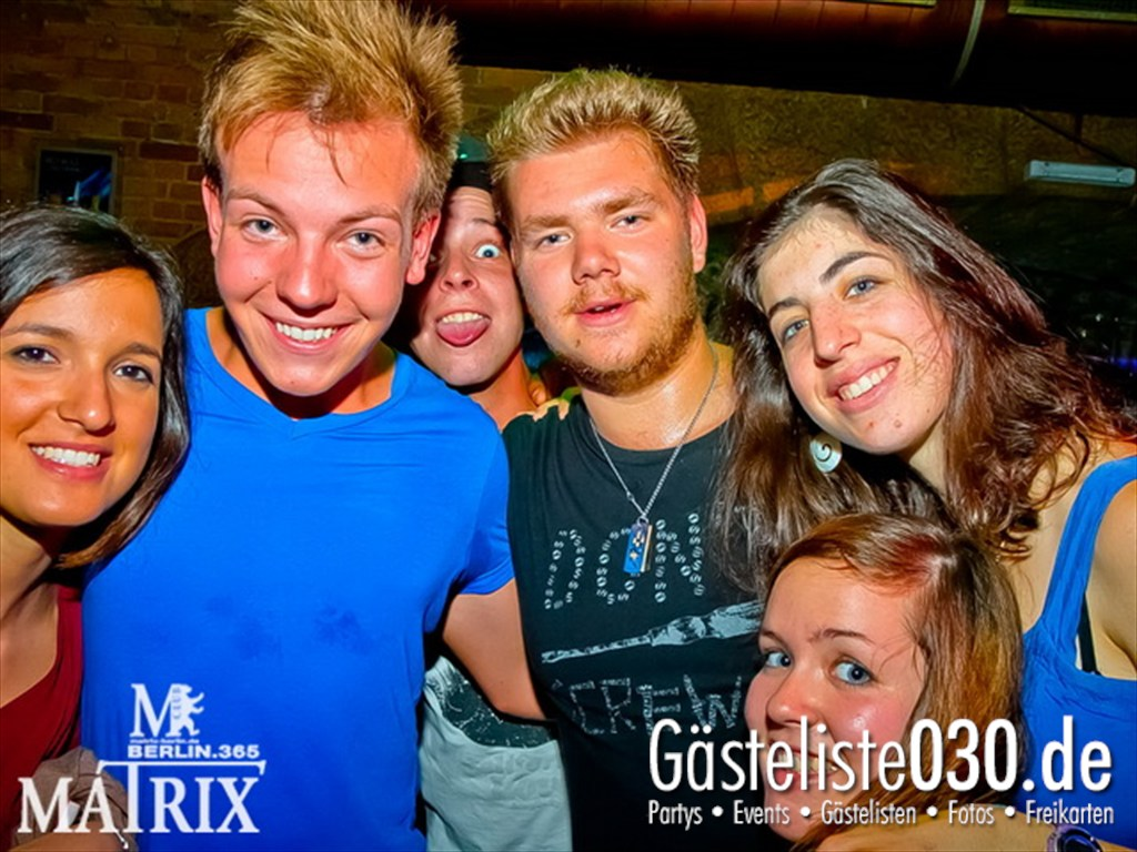 Partyfoto #76 Matrix 09.08.2012 United Campus