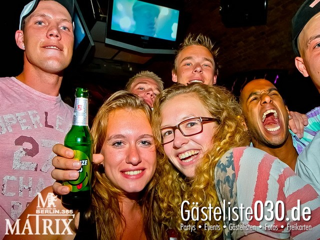 https://www.gaesteliste030.de/Partyfoto #86 Matrix Berlin vom 09.08.2012