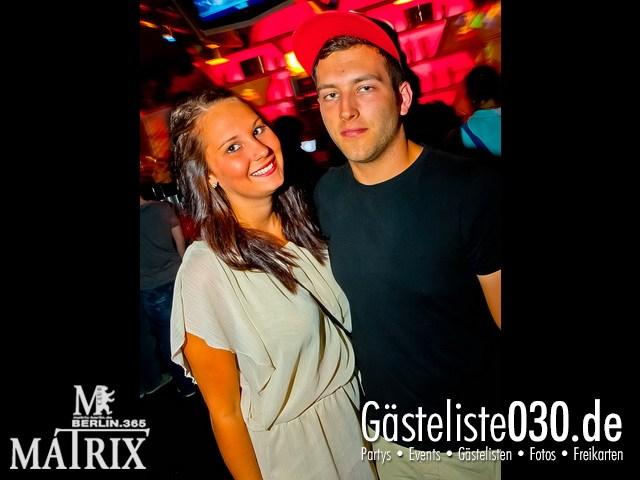 https://www.gaesteliste030.de/Partyfoto #68 Matrix Berlin vom 09.08.2012