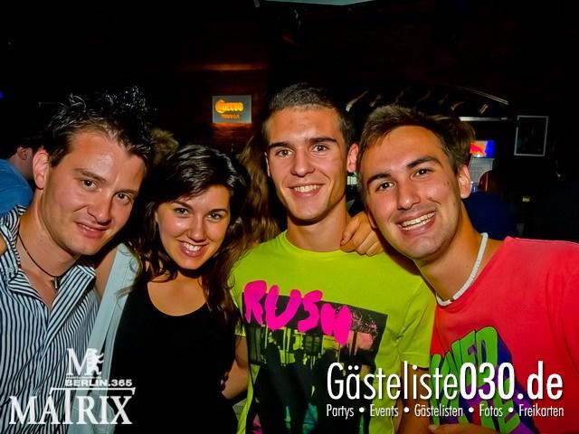 https://www.gaesteliste030.de/Partyfoto #63 Matrix Berlin vom 09.08.2012